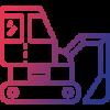 On Demand Platform for construction Vehicles