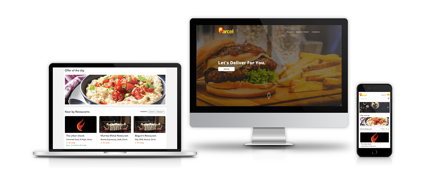 Online Food Ordering/Delivery App Platform