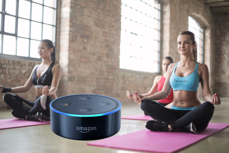 How much would it cost to develop Amazon Alexa Skills for a Guided Meditation App like Calm?