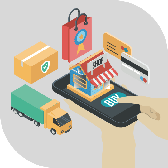 Adopt M-Commerce, and give your products a wider market