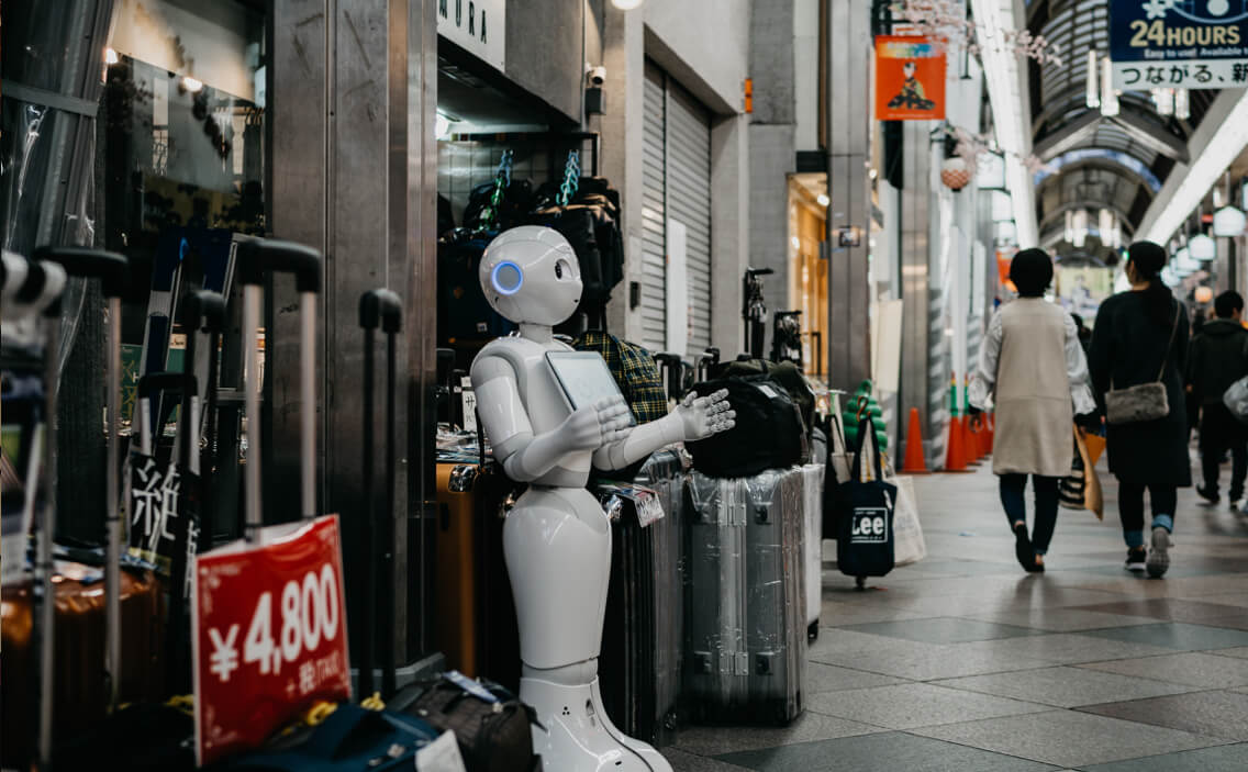 5 Ways eCommerce Logistics is Impacted by Artificial Intelligence