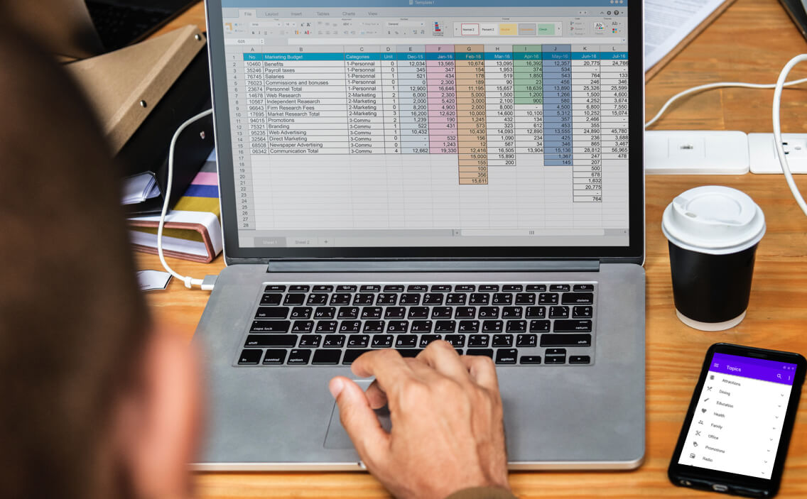 It Is Time to Convert From Excel Spreadsheets to Mobile Applications