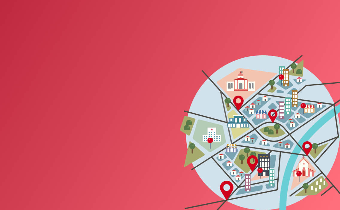 Interactive Maps Development