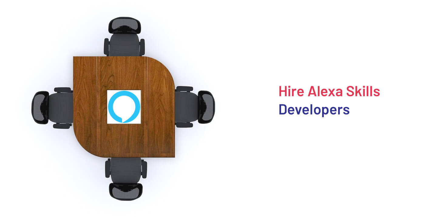 Hire Alexa Skills Developers