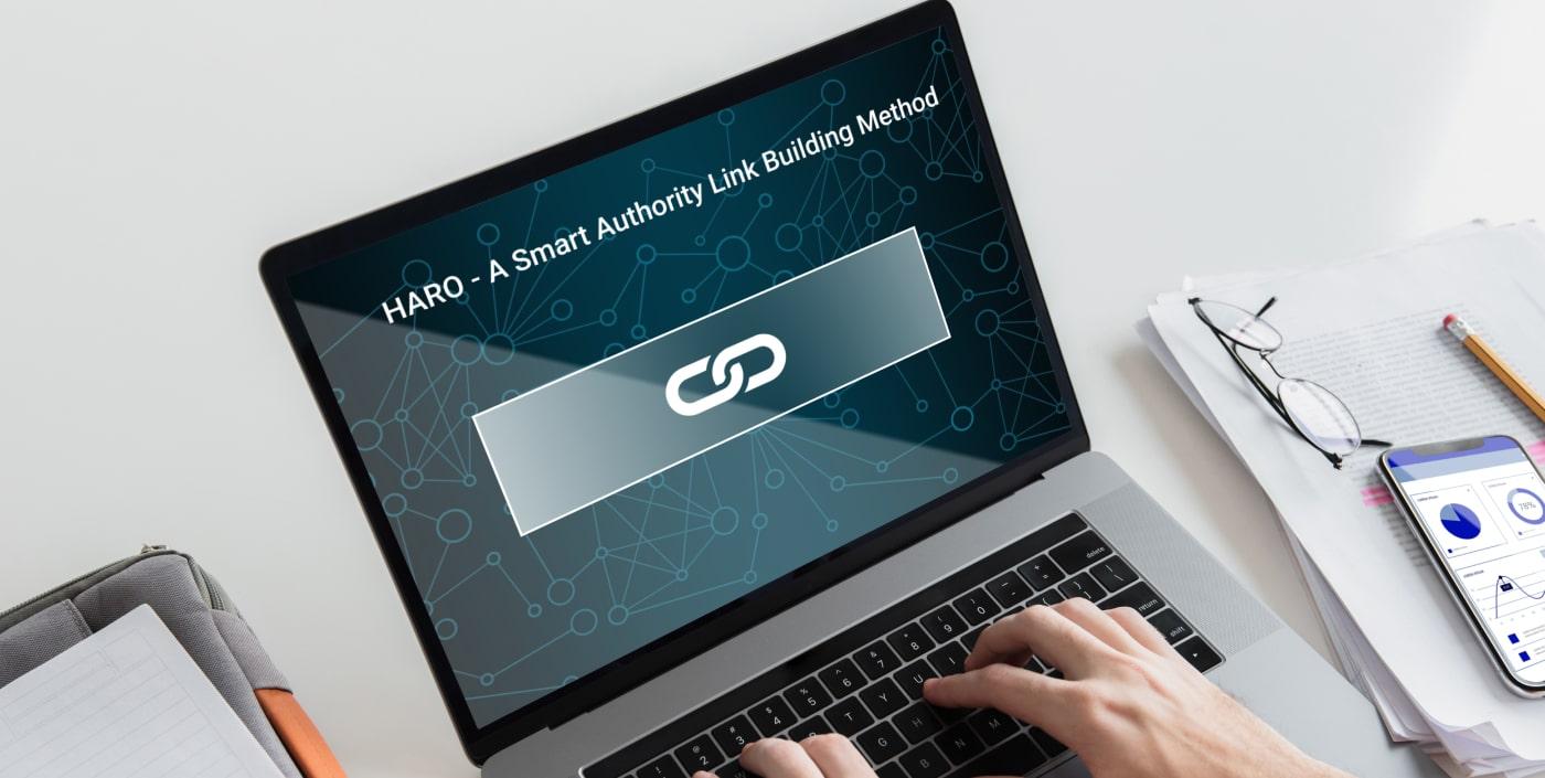 HARO – A Smart Authority Link Building Method